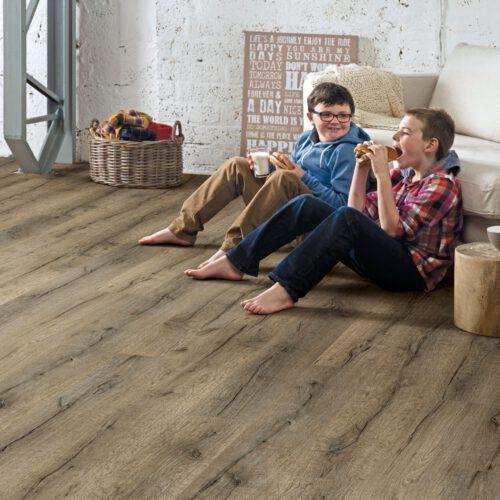 LVT Schoolhouse Oak boys